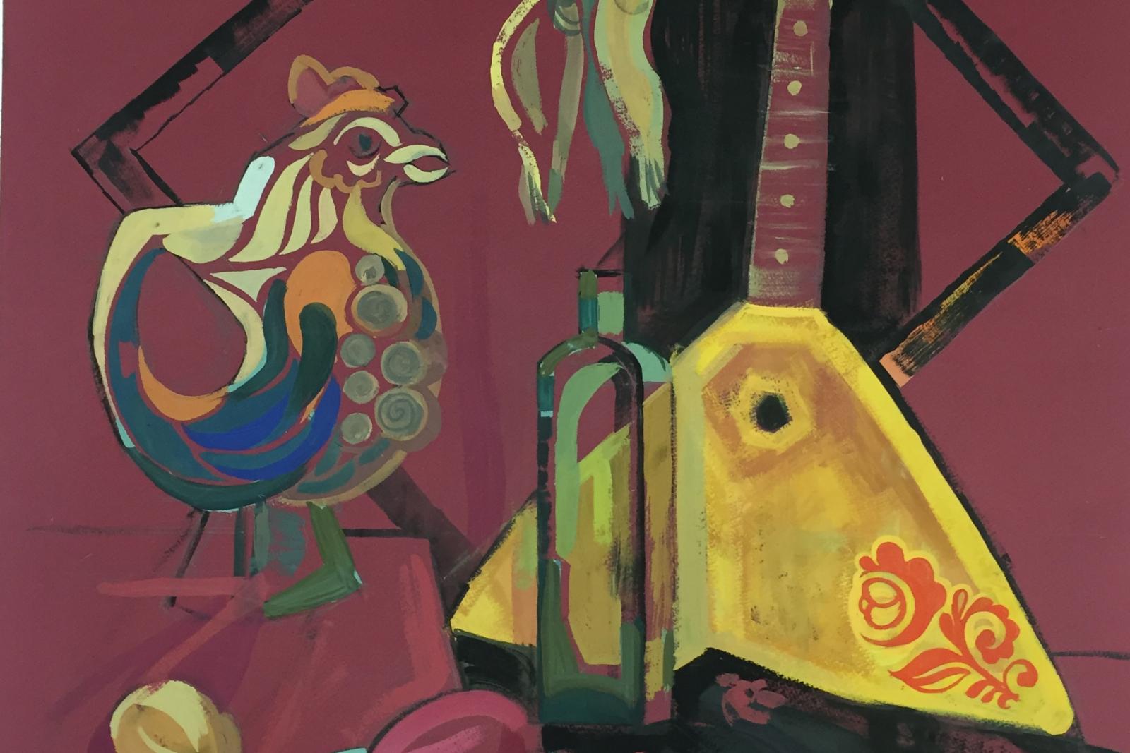 <p>Академическая живопись (Карпова Ю.И, Диодорова Т.И.)</p>