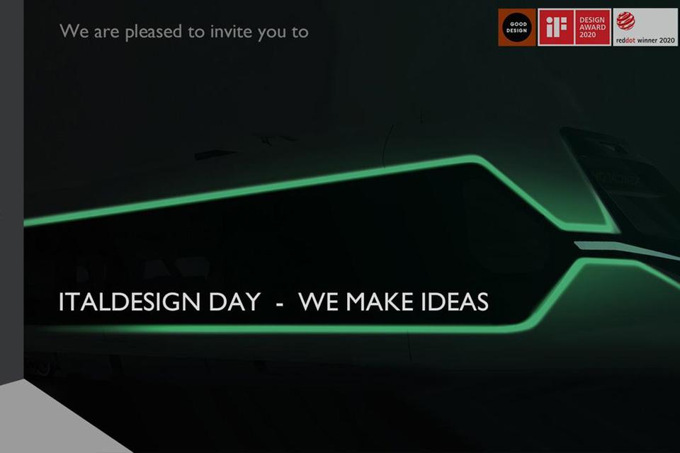 Крупнейшее дизайн-бюро ItalDesign с лекциями в СПбПУ