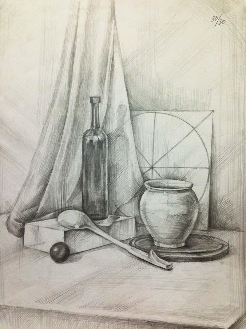 Пример работы по рисунку