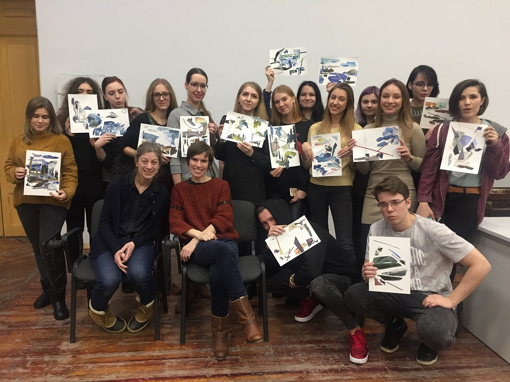 Международный обмен по программе Erasmus