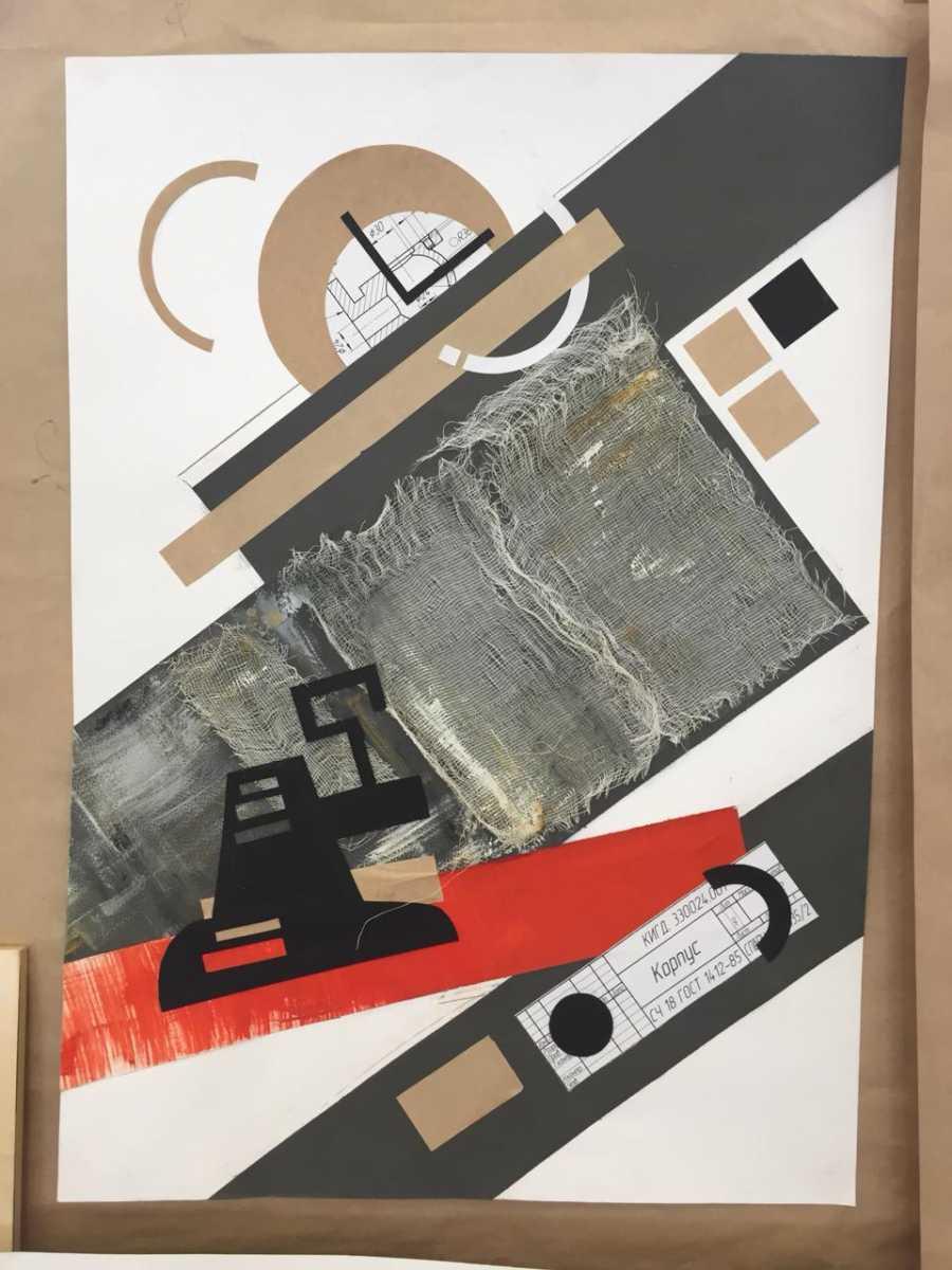 Обход по живописи и рисунку